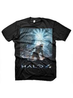 Halo 4 T-Shirt Savior Lizenzware schwarz