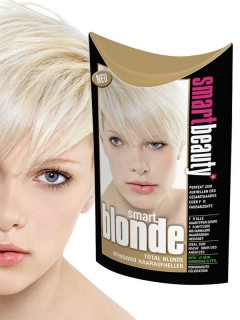 Smart Beauty Blonde Blondierung Aufheller total blonde