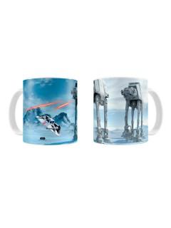 Star Wars™-Tasse Hoth bunt