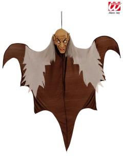 Zombie Halloween-Hängedeko braun-grau 140cm