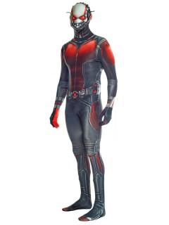 Marvel Ant-Man Morphsuit Lizenzware schwarz-rot
