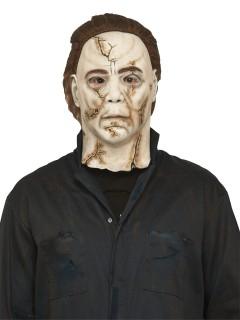 Michael Myers Rob Zombie Maske Gesichtsmaske Halloween beige
