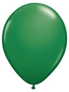 Luftballon-Set 10 Stück grün 30cm