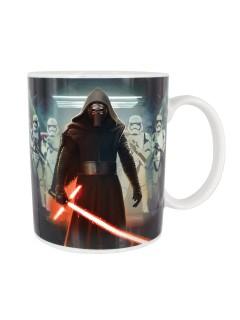 Star Wars™-Kaffeetasse Kylo Ren Lizenzprodukt bunt 300ml