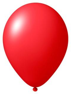 Halloween-Luftballons 24 Stück rot 33cm