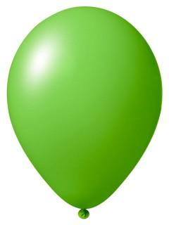 Luftballon-Set 24 Stück hellgrün 33cm