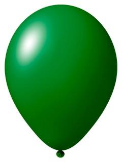 Luftballon-Set 24 Stück dunkelgrün 33cm