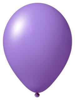 Luftballon-Set 12 Stück lila 33cm