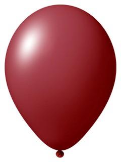 Luftballon-Set 12 Stück rot 33cm