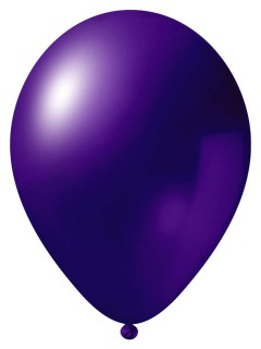 Luftballon-Set 24 Stück lila 33cm