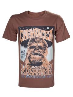 Chewbacca T-Shirt braun
