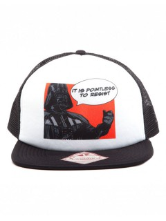Star Wars Schildmütze Darth Vader Lizenzware bunt