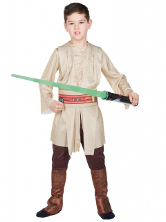 Star Wars™ Jedi-Ritter Kinderkostüm Lizenzware beige-braun