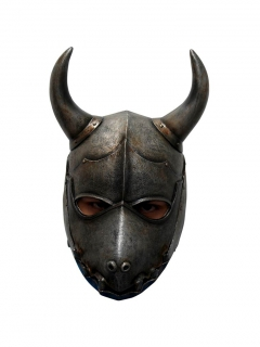 Hostel™-Maske Metzgermaske braun