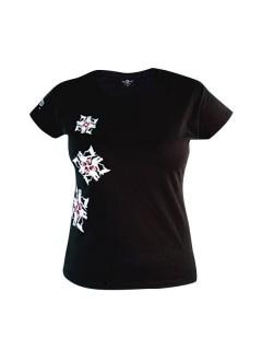 Tollwut Streetwear Girlie-Shirt