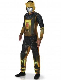 Bumblebee™-Deluxekostüm Transformers™ schwarz-gelb