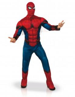 Spider-Man™ Homcecoming-Lizenzkostüm für Erwachsene rot-blau
