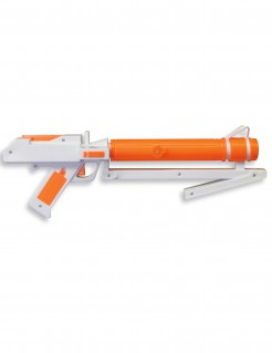 Storm Trooper™-Waffe Star Wars™-Lizenzartikel weiss-orange