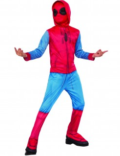 Spider-Man™ Homecoming Kinderkostüm blau-rot-schwarz