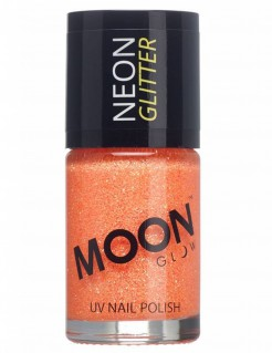 Moonglow©-Glitzernagellack orange 15ml