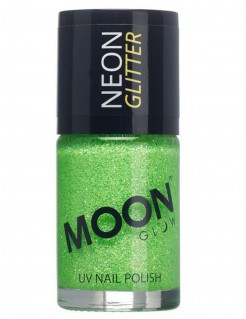 UV-Nagellack Moonglow© neon-grün 15ml