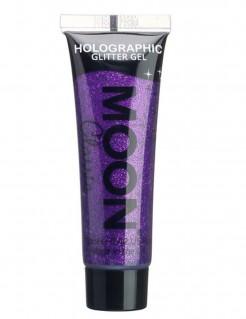 Glitzer-Gel von Moonglow© violett 12ml