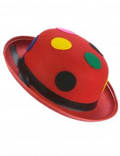 Clowns-Melone für Erwachsene bunt 58 cm