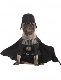 Darth Vader™-Hundekostüm Star Wars™ schwarz-grau