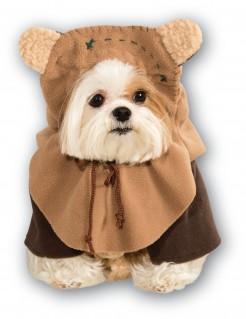 Ewok™-Hundekostüm Star Wars™ braun