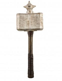 Hammer Halloween braun-silber 57cm