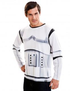 Star Wars™ T-Shirt Stormtrooper Lizenzware weiss-schwarz