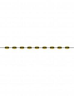 Batman™-Girlande schwarz-gelb 2,13m