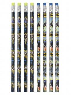 Batman™-Bleistifte 8 Stück bunt