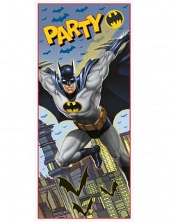 Batman™-Türposter Lizenzartikel bunt 68,5x152cm