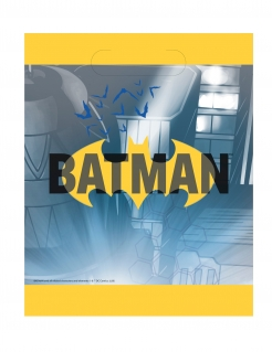 Batman™-Geschenktüten 8 Stück bunt 18 x 23 cm