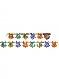Harry Potter™-Girlande bunt 182 cm
