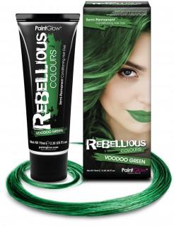 Auswaschbare Haartönung Smart Beauty grün 70ml