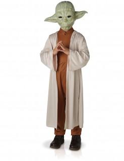 Star Wars Yoda Deluxe Kinderkostüm Lizenzware beige-braun
