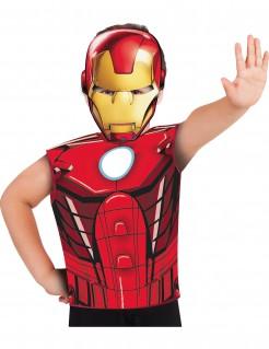 Iron Man™ Kinder-Kostümset bunt