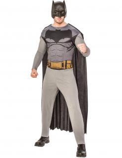 Batman™-Erwachsenenkostüm grau-schwarz