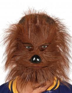 Werwolf-Maske für Halloween braun