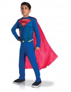 Superman™-Kostüm für Jungen blau-rot-goldfarben