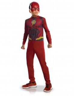 Flash™-Kostüm für Jungen rot-gelb-schwarz