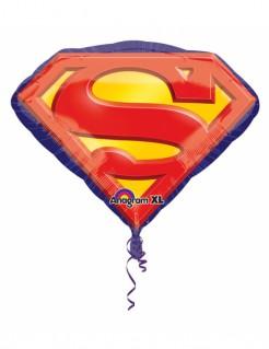 Superman™-Aluminiumballon bunt 66x50cm
