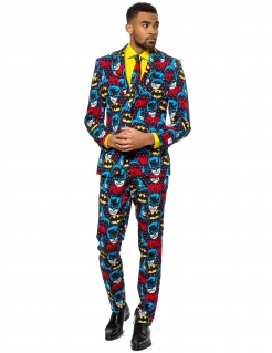 Mr. Batman™Herrenanzug von Opposuits™ bunt