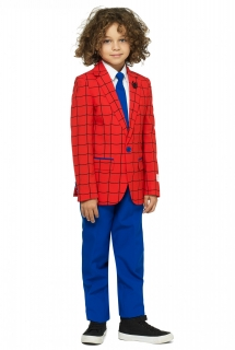 Mr. Spider Man™ Opposuits für Kinder blau-rot