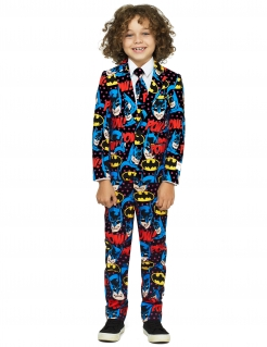 Mr. Batman™-Kinderkostüm Opposuits™ bunt