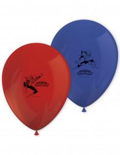 Spider-Man™ Luftballons 8 Stück rot-blau