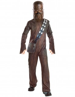 Chewbacca™-Kinderkostüm Star Wars™ braun