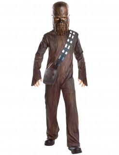 Chewbacca™-Kinderkostüm Star Wars™ braun